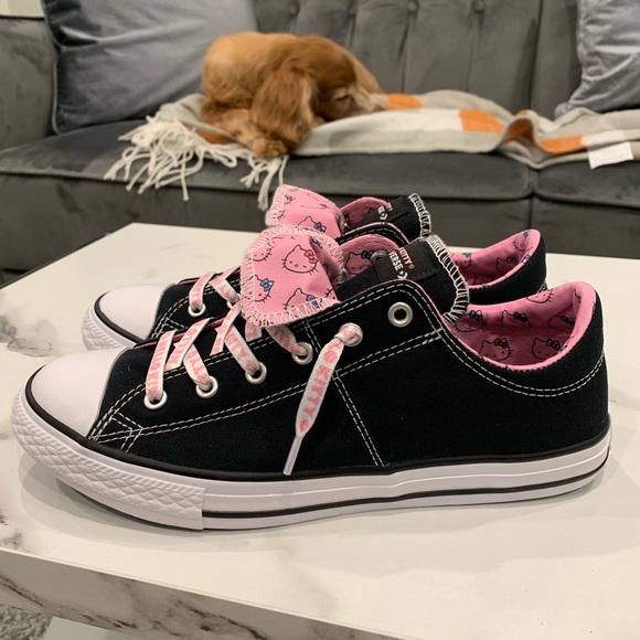 c0f40593e0c Converse Shoes | X Hello Kitty Chuck Taylor All Star Low 6 | Poshmark